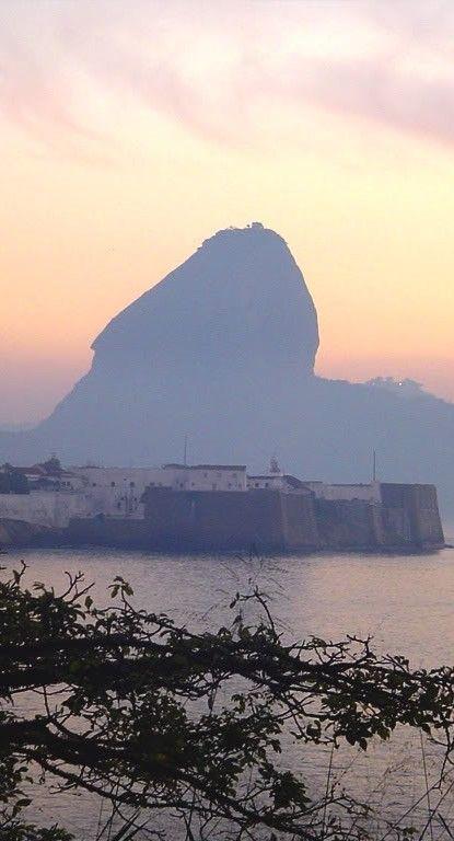Fortaleza de Santa Cruz e Pão de Açúcar - Niterói - Rio