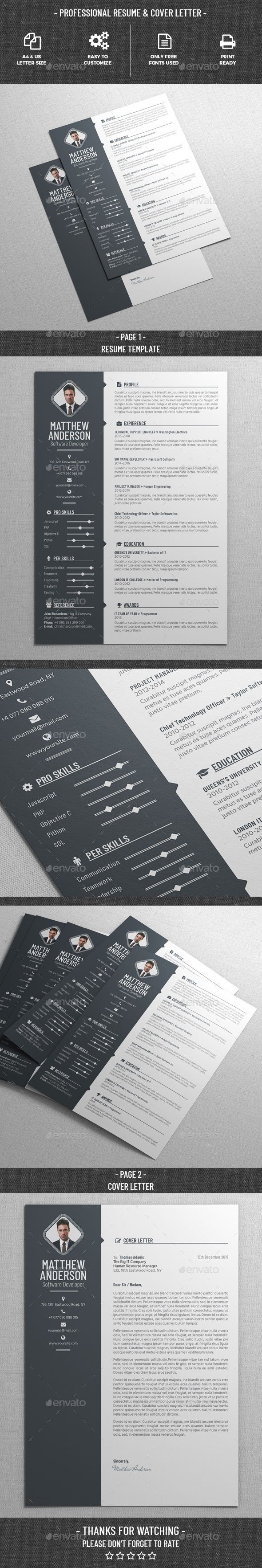 Resume cv template design Best 1223 Curriculum