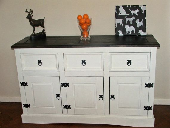 painting mexican pine furniture - Google Search
