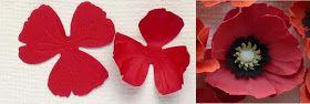 papierowe kwiaty, scrapbooking, cardmaking, hand made flower, papieroplastyka,