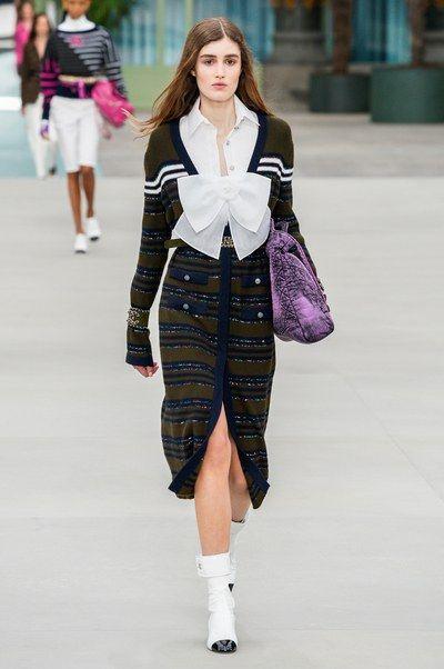 Chanel Resort 2020 Fashion Show – Mario Howard