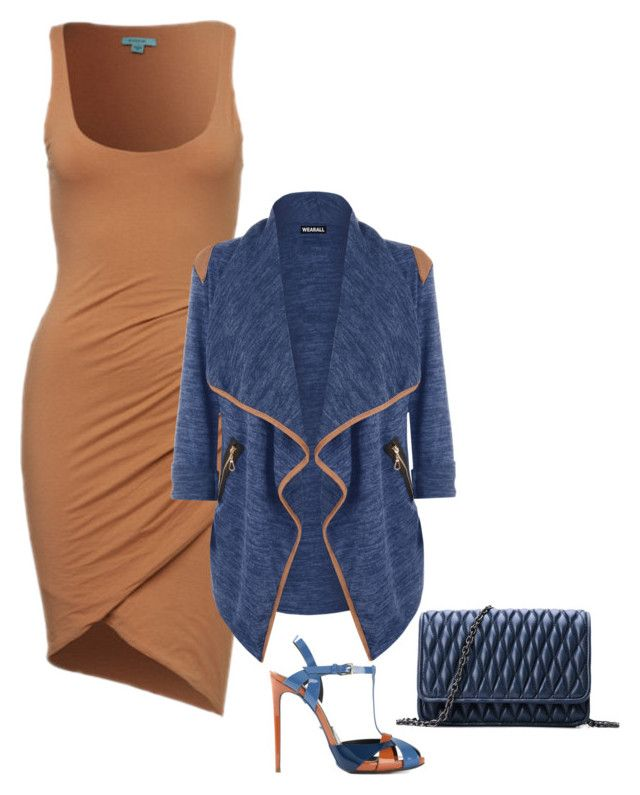 """""""Criss-Cross!"""" by lollahs ❤ liked on Polyvore featuring WearAll, Marco Proietti Design, women's clothing, women's fashion, women, female, woman, misses and juniors"""