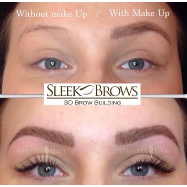 Brows on Sleek