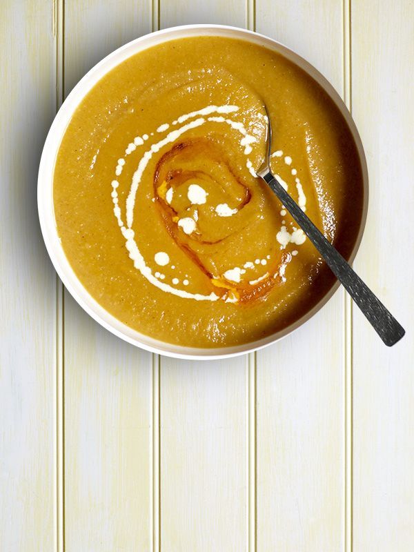 A spicy parsnip soup is a real winter favourite and is perfect for a chilly Christmas week night when you want something quick and easy and not too fancy! This version is spiced with garam masala and paprika