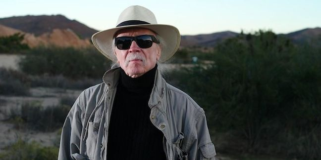 John Carpenter Announces New LP Lost Themes II