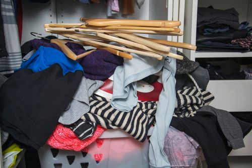 Eliminate the stress of aimlessly probing through your closet each morning. Discover its true potential with clutter-cancelling solutions! https://goo.gl/dHTasx