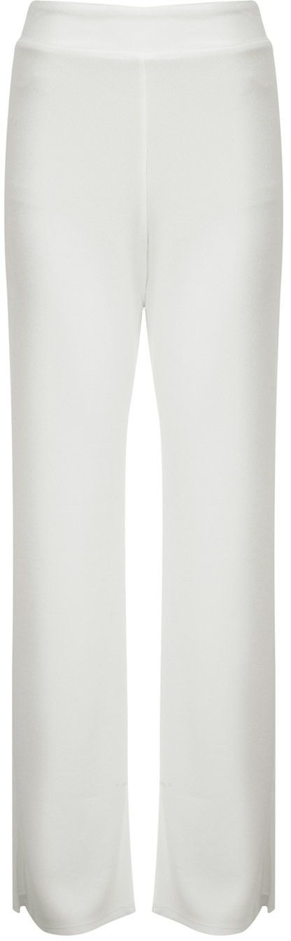 Womens cream trousers from Miss Selfridge - £30 at ClothingByColour.com
