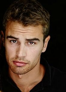 Theodore Peter James Kinnaird Taptiklis (born 16 December 1984), better known as Theo James, is an English actor. Description from pixgood.com. I searched for this on bing.com/images