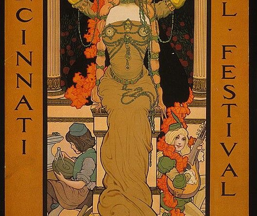Stunning Art Deco Free Poster at vintageposterso.com