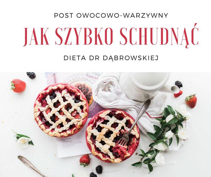 Jak szybko schudnąć – wszystko o diecie dr Dąbrowskiej | Moja Ewolucja