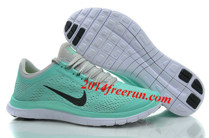 Nike Free Run 3.0 V2 Corail Gris