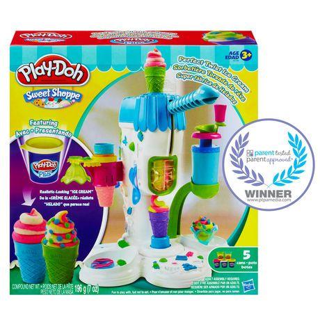 PLAY-DOH® Perfect Twist Ice Cream Playset | Walmart.ca