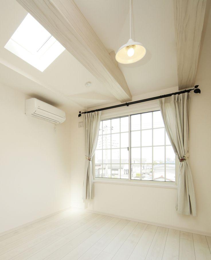 トップライト(天窓)の遮光カーテン・シェードづくりによる遮熱作戦完了|わたしのおうち。