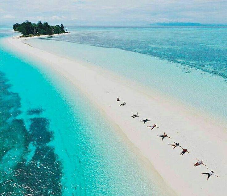 Dodola beach,Morotai _ North Maluku.