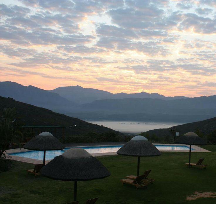 Breathtaking views...