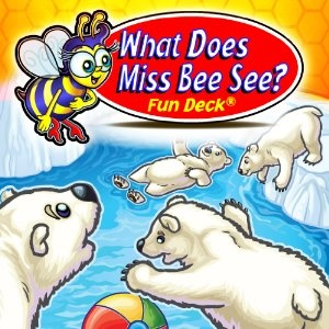 What Does Miss Bee See? Fun Deck