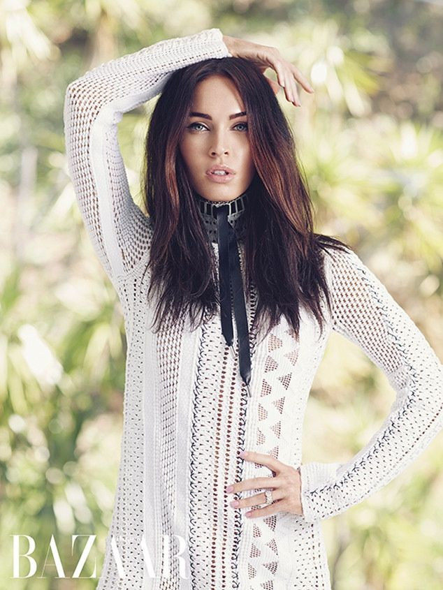 Megan Fox for HARPER´S BAZAAR ARABIA, april 2015