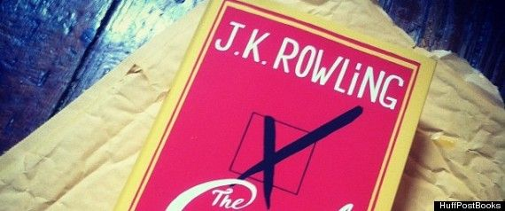 Hubby bought this for me today!! Casual Vacancy