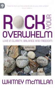Set yourself free from overwhelm.   Kate Northrup