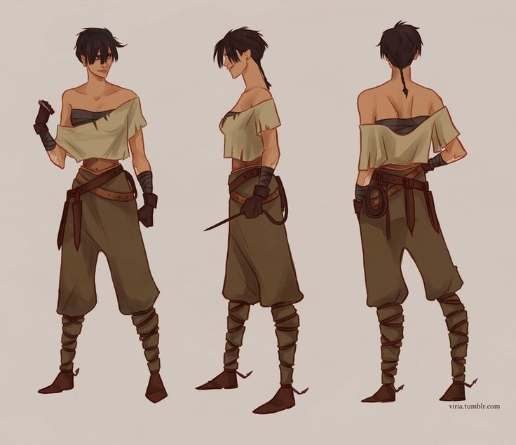 This reminds me of Adrian like the hair is wrong but the clothes are almost there and the attitude is right. I've been toying with the idea of bringing pirates into the story and this is like Adrian pirate-ified...