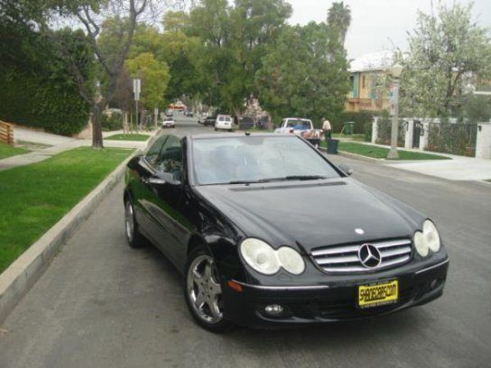 Convertible, 2006 Mercedes-Benz CLK 350 Cabriolet with 2 Door in Sherman Oaks, CA (91423)