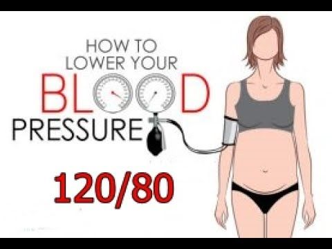 Tips on How To Lower High Blood Pressure (Hypertension) Fast and Naturally