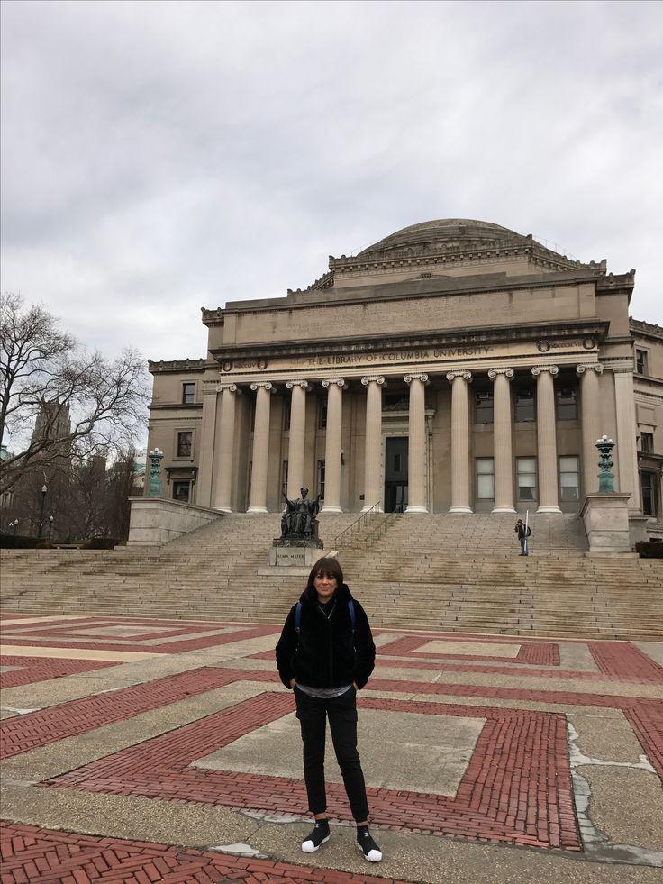 Columbia University NY Enero 2017