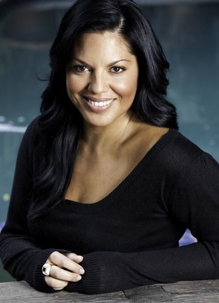 Stunning Sara Ramirez / Dr. Callie Torres on Grey's Anatomy