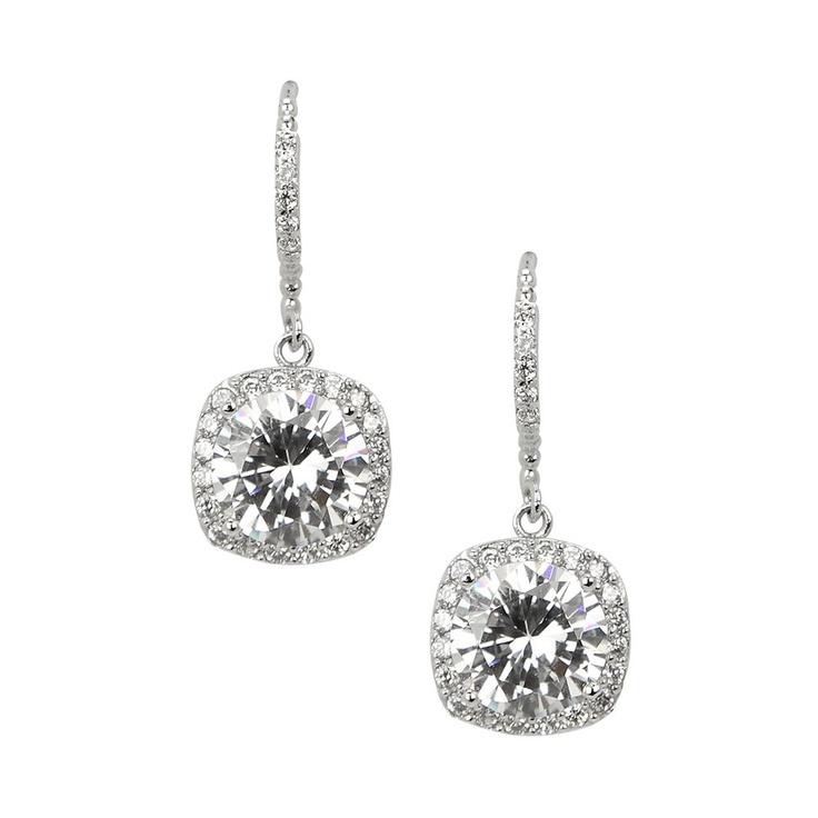 Nina Mirabela | Antique Silver Womens, Jewelry: Beautiful Earrings, Diamonds Earrings Wedding, Drop Earrings, Nina Earrings, Nina Mirabela, Bridal Jewelry, Accessories, Wedding Earrings, My Engagement Rings