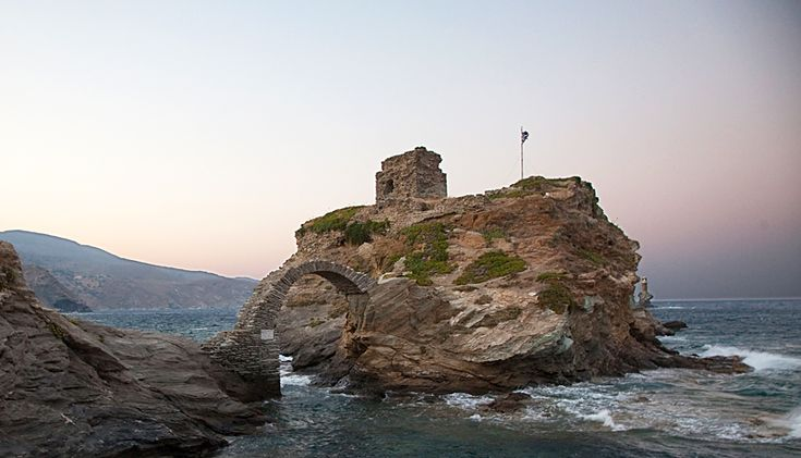 Venetian fort on Andros - Andros, Kyklades