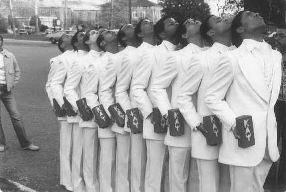 Famous Omega Psi Phi Fraternity Men