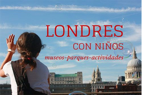 Guía de Londres con niños
