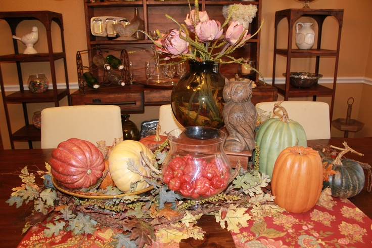 Fall into Autumn with these decorating ideas.: Decor Ideas, Decorating Ideas