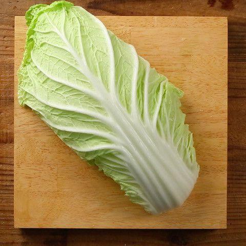 硬い「芯」の部分までトロトロで食べやすい! 切り方を変えるだけで、白菜はもっとおいしくなるんです