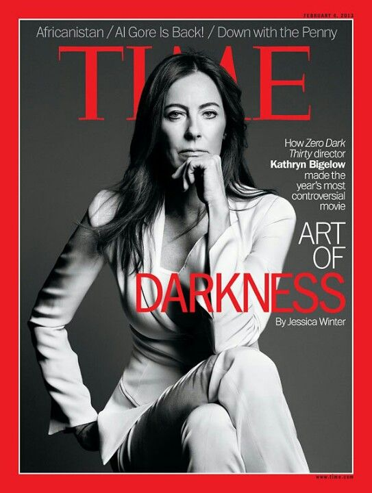Kathryn Bigelow (1951-) is an American film director, film producer, screenwriter and television director. Her films include Near Dark (1987), Point Break (1991), Strange Days (1995), The Weight of Water (2000), K-19: The Widowmaker (2002), The Hurt Locker (2008), and Zero Dark Thirty (2012). With The Hurt Locker, Bigelow became the first woman to win the Academy Award for Best Director.