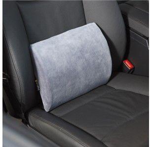 Il vous arrive d'avoir mal aux lombaires pendant vos trajets en voiture ? Automotoboutic a trouvé la solution pour soulager les douleurs : Le coussin lombaire à mémoire de forme !