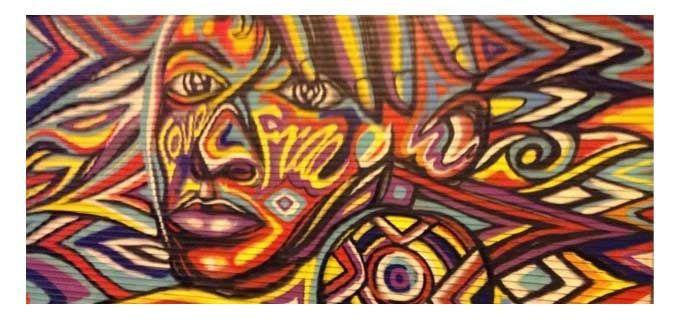 Atlanta Artist Corey Barksdale | Atlanta art, Atlanta artist, Artist  painting