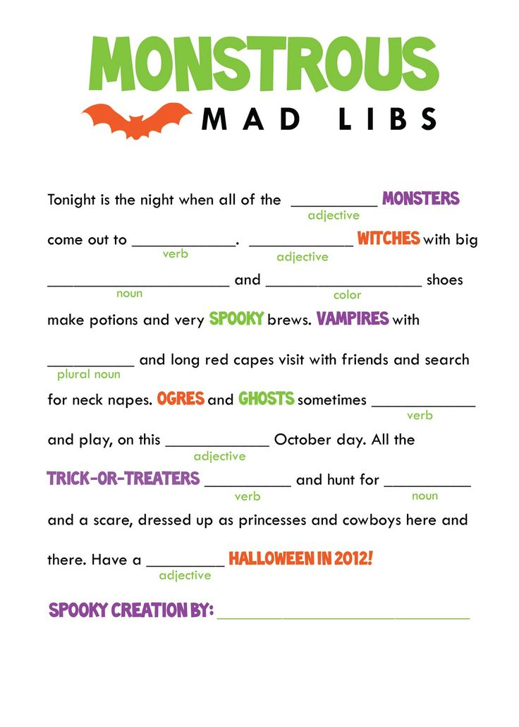 1000 Images About Mad Libs On Pinterest Thanksgiving