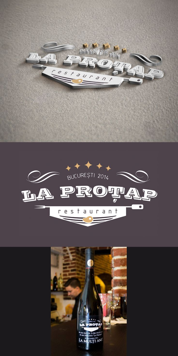 Logo - Romania restaurant - La Protap www.restaurantlaprotap.ro