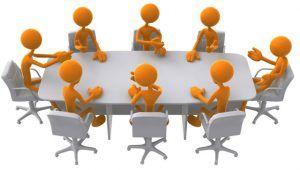 contoh notulen rapat LENGKAP