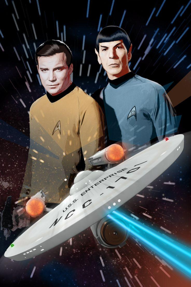 Star Trek:  Burden of Knowledge cover...in honor of Shatner's birthday.