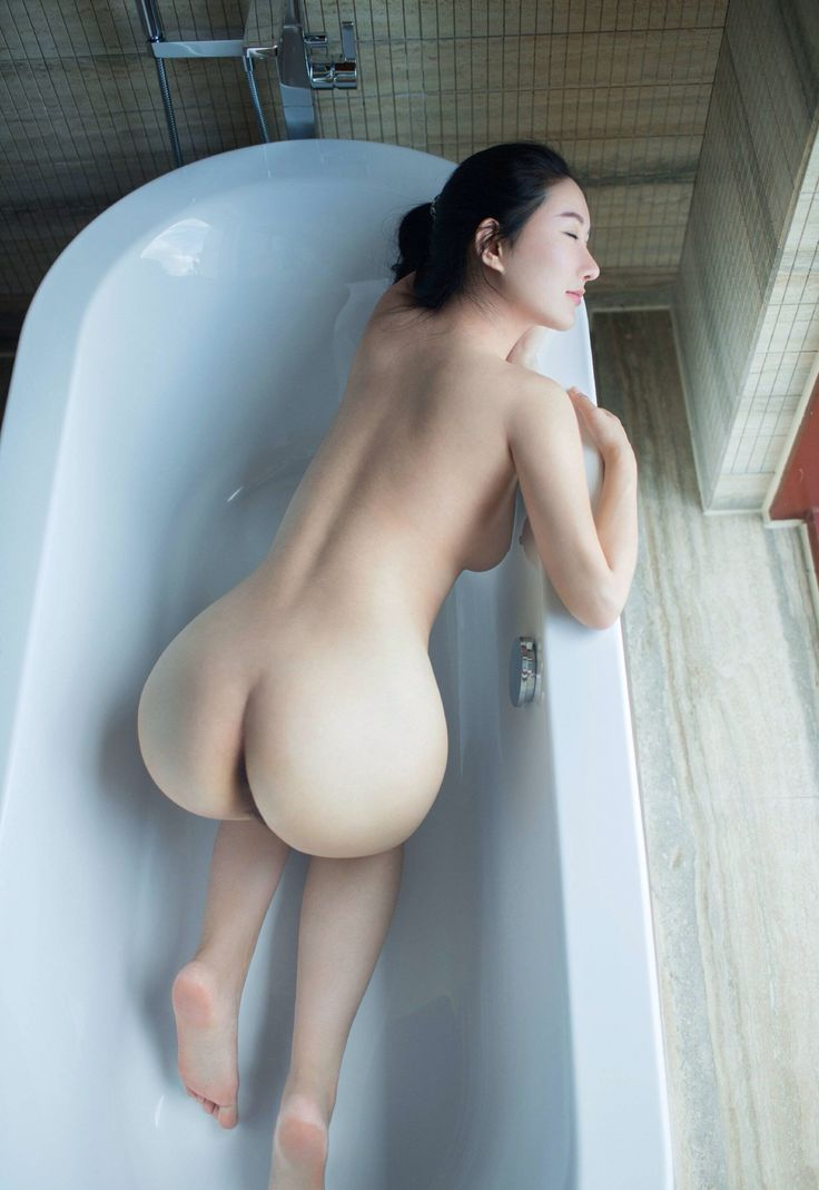 Sexy naked chinese half caste-8403