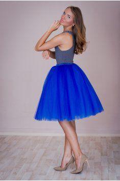 Dámská tylová TUTU sukně tmavě modrá tyl spodní neprůhledná vrstva ze saténu 3 vrstvy pevnějšího tylu pro požadovaný objem vrchní 2 vrstvy z jemného tylu příjemného na dotek http://www.miabella.cz/