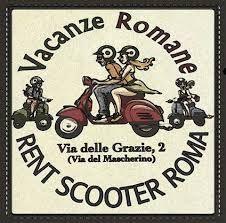Risultati immagini per rent scooter roma