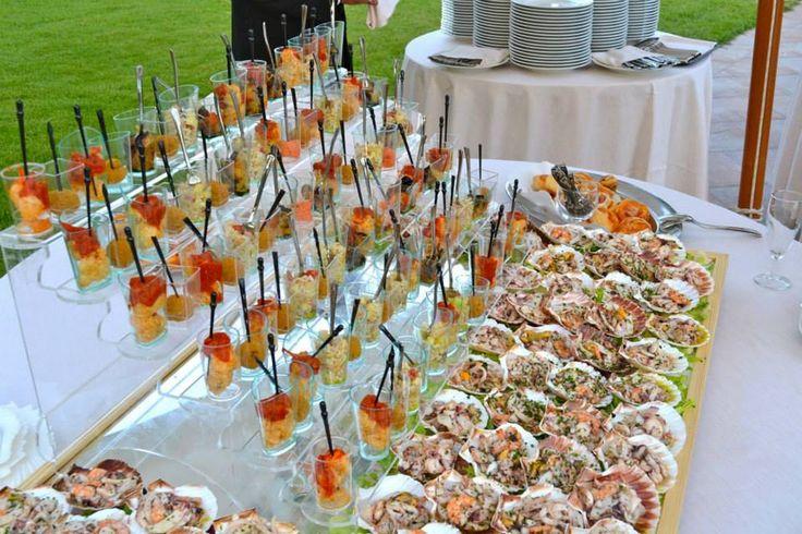 Wedding..... Delicious Finger Food... www.hotelpuntanegra.it