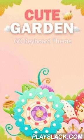 Cute Garden Go Keyboard Theme  Android App - playslack.com ,  Graden theme is an elaborate theme made by GO Keyboard Team. Wish you like it!Get this COOL theme to make you GO Keyboard more lovely and colorful.★You may get this fantastic theme via two ways:a. Pay $ with Google in-app billing (IAP)b. Get it FREE with Getjar Gold (may need install few sponsored free apps)Thank you so much for your support!★Notice:- GO Keyboard theme is only available for phones with GO Keyboard(Emoji Free)…