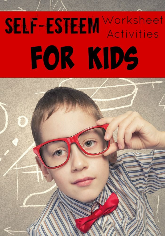 You can learn a lot about a child when you do self-esteem worksheet activities. Check out our worksheets!