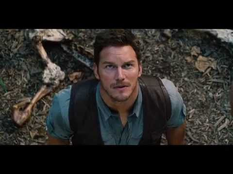 Lucien's First Take: Jurassic World