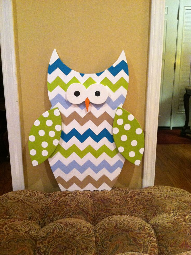 Owl we built
