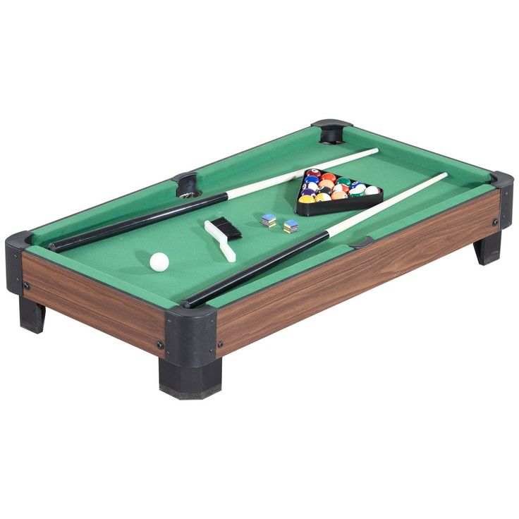 On sale now! This little pool table is the perfect gift for the kids this Christmas. It is a small table with big features to offer! Adults can play, as well. Harvil Tabletop Pool Table with Accessories - $49.99 with free shipping. You can check out more hot holiday deals here: http://www.dazadi.com/ #sale #freeshipping #pool #pooltable #kidstoys #holidaygiftideas #giftforkids #game #fun #harvil #dazadi